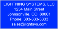 "Petersen Specialty - Plastic Electrical Panel Plate 2"" X 4"" for control boxes/panels, machine equipment and industrial uses. Customize text, color and easy install options for your needs. Order today!"