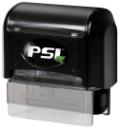 "PSI 1444 - PSI 1444 Premium Self-inker 1/2"" x 1-3/4"""