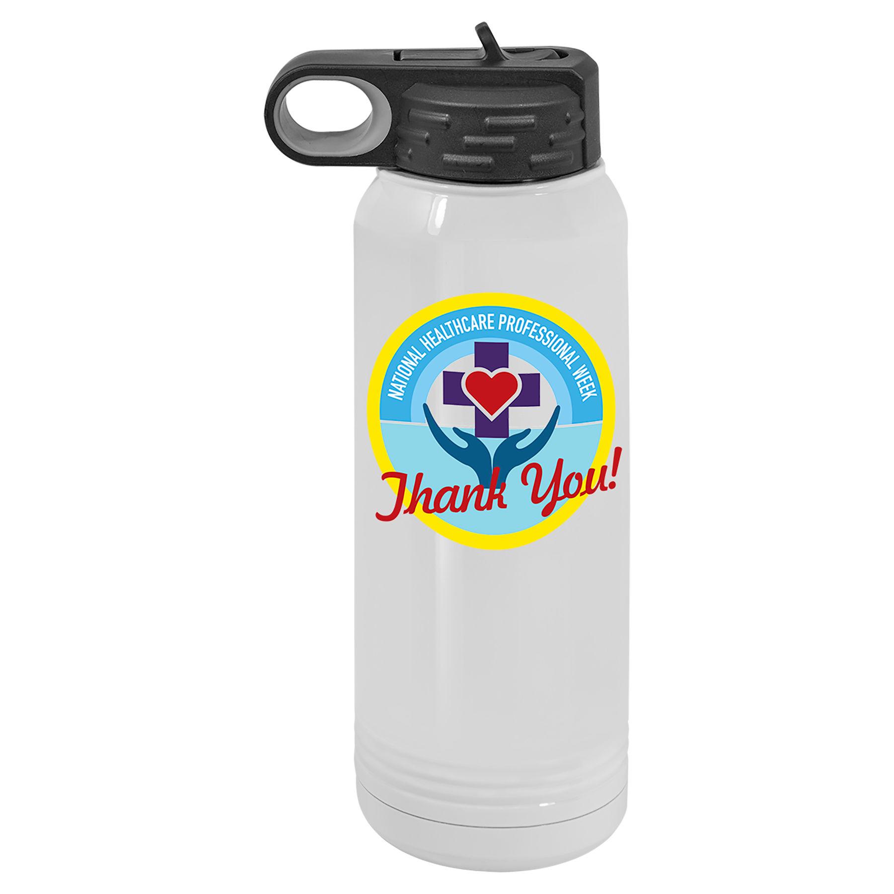 30 oz Full Color Water Bottles