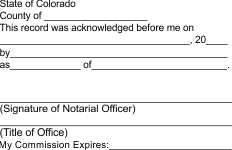 Notary acknowledgment in a representative capacity, Notary acknowledgment, acknowledgment, acknowledgment stamp