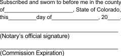 Notary oath, oath, oath stamp