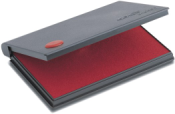 STPD01R - Red #1 stamp pad